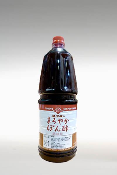 Maroyaka ponzu